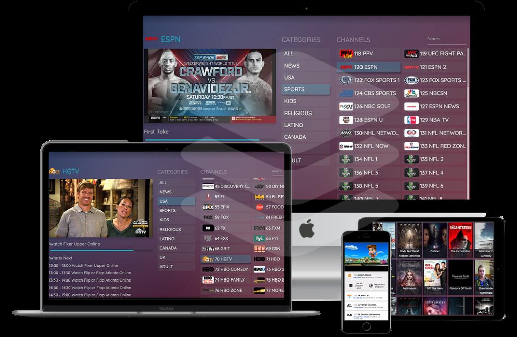 Global IPTV Streaming Provider | Best IPTV - TotalGoTV